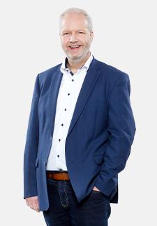 Portrait: Dipl.-Ing. Achim Edelmann